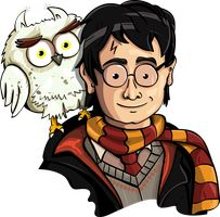 Spectacular Harry Potter 14