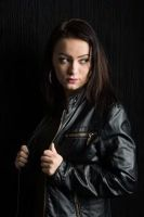 Womens Leather Jacket - 5347 promotions